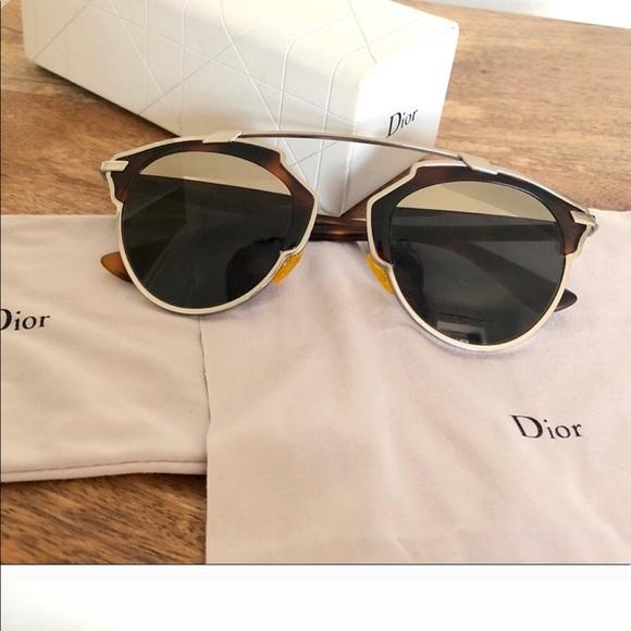 e3a1da73220 Dior Accessories - EXCELLENT COND DiOR SO REAL SUNGLASSES